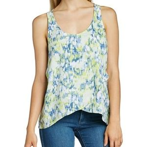 Splendid Desert Rain Tie Dye Sleeveless Tank Top
